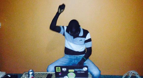 DARKMEME - Nyege Nyege music festival, Jinja Uganda