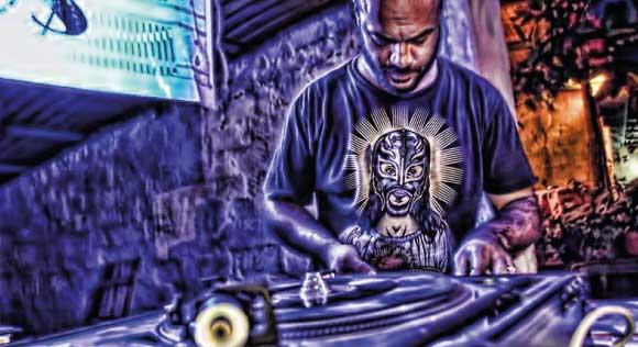 DJ RELIC - Nyege Nyege music festival, Jinja Uganda