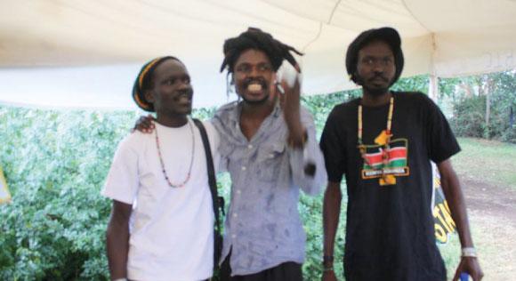 R.P.V THE DONS - Nyege Nyege music festival, Jinja Uganda