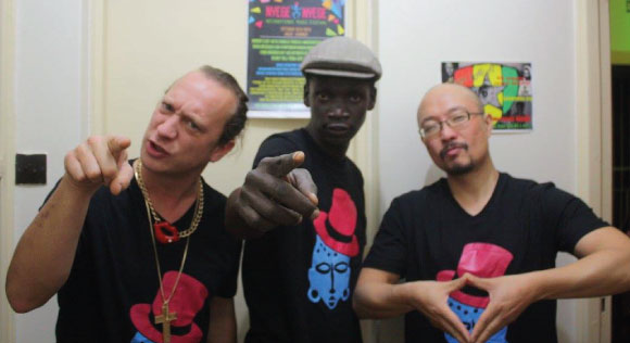 SKA FACE - Nyege Nyege music festival, Jinja Uganda