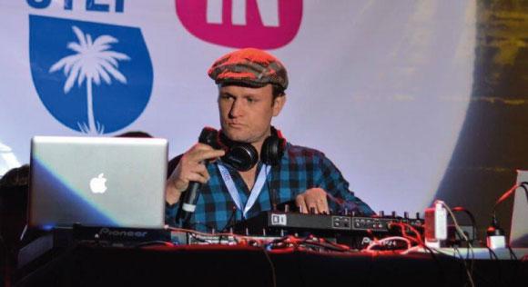 DJ LASTA - Nyege Nyege music festival, Jinja Uganda