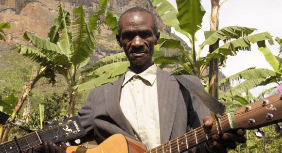 DOMADANA GUITAR ENSEMBLE - Nyege Nyege music festival, Jinja Uganda