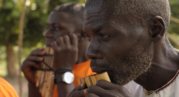 KALALU CULTURAL GROUP - Nyege Nyege music festival, Jinja Uganda