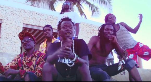 ABAKSIMBA TROUPE - Nyege Nyege music festival, Jinja Uganda