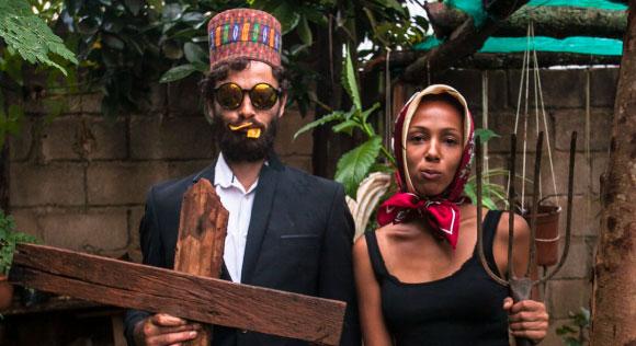 DEGENERATE - Nyege Nyege music festival, Jinja Uganda