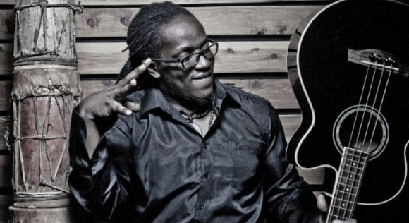 EDDIE GREY - Nyege Nyege music festival, Jinja Uganda