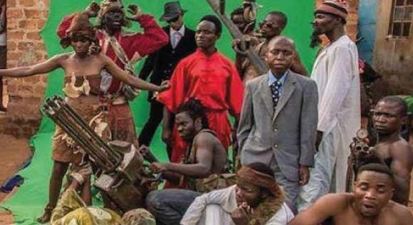 Wakaliwood - Nyege Nyege music festival, Jinja Uganda