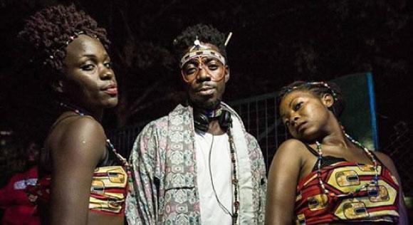 FAISAL MOSTRIXX - Nyege Nyege music festival, Jinja Uganda