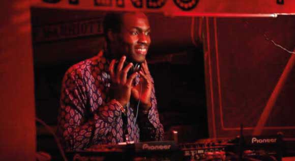 LEROY - Nyege Nyege music festival, Jinja Uganda