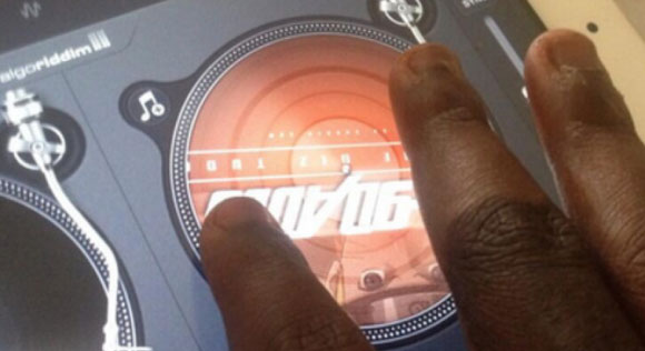 DJ CHAPAT - Nyege Nyege music festival, Jinja Uganda